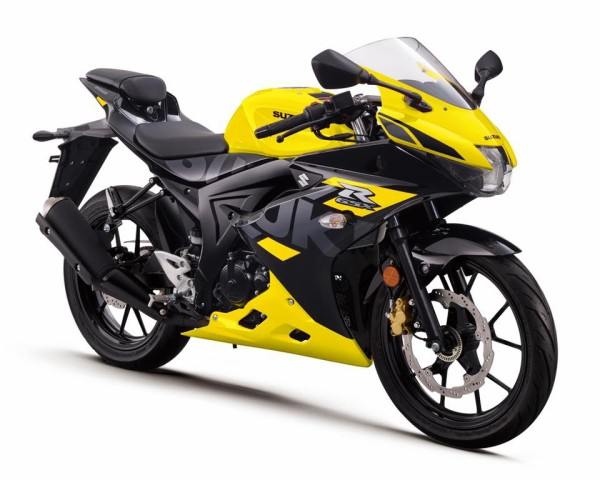 Suzuki GSX-R 150 technical specifications